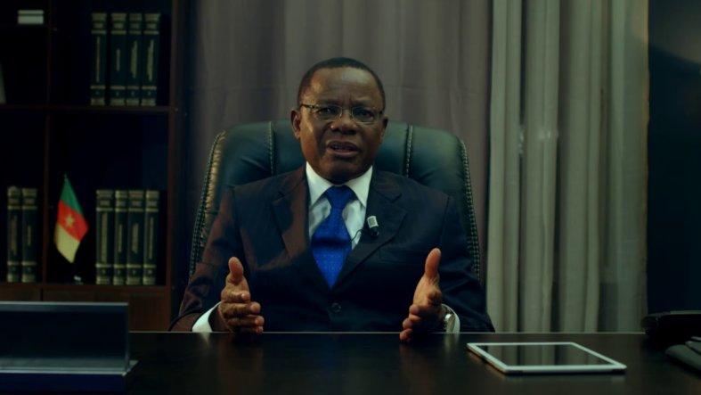 Maurice Kamto declaration